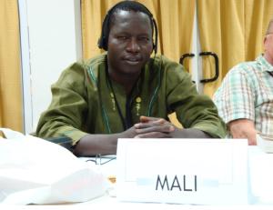 Mali Church Leader