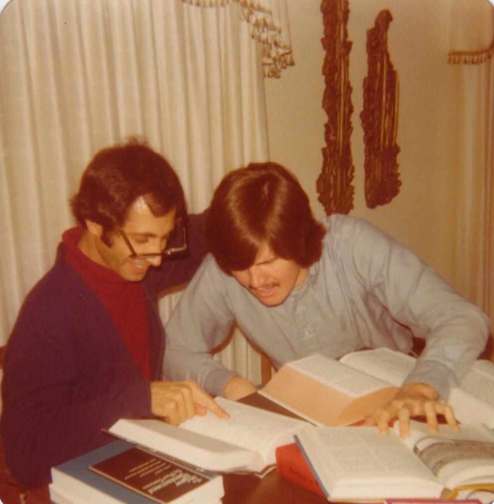 Steve & Behzad